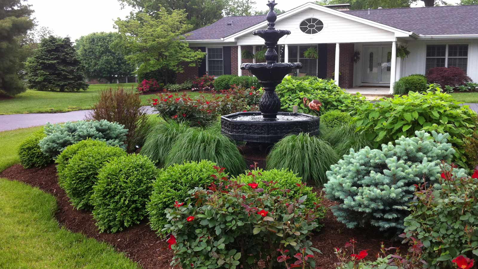Dallas Tx Landscape Designs Outdoor