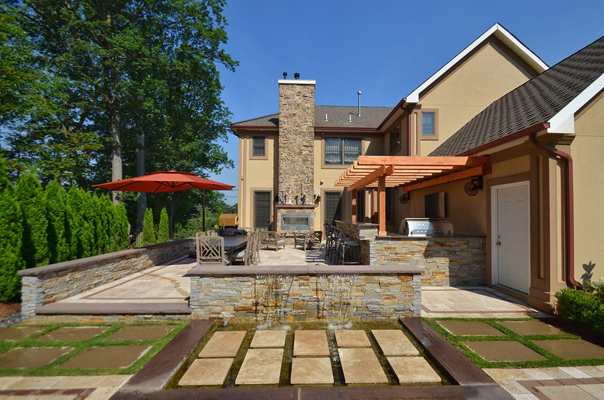 Residential Outdoor Living Spaces